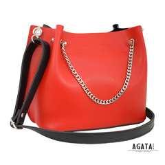 Сумка жіноча (М 524) чорно червона. 436грн Купити 9b62068fa3298